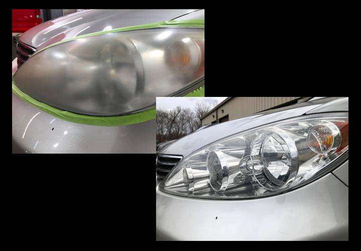 headlight restoration nashville